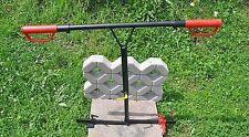 Plattenheber III - Plattenträger extra langer Griff - Klinkerträger