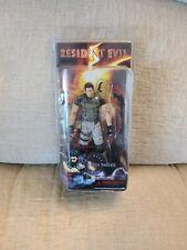 Neca Resident Evil Chris Redfield