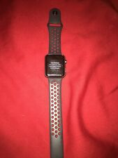 Series 3 - Apple Watch Nike+ - 42mm - Space Gray - READ DESCRIPTION