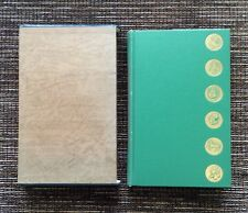 VINTAGE 1967 The Rise and Fall of Athens by Plutarch: Folio Society, Slipcase