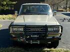 1989 Toyota Land Cruiser  jt3fj62g6k1103204    Iconic Landcruiser 4 wd  235,000  minimal rust