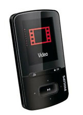 Philips 4GB GoGear Vibe MP4 Player with Video - Black