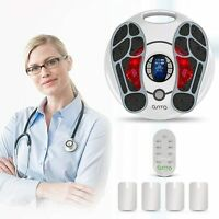 OSITO Foot Massager Legs Health Cure Circulation Tens Pulse Pain Relief Machine