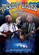 THE MOODY BLUES - Days Of Future Passed Live NUEVO DVD