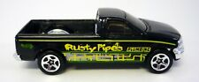 HOT WHEELS 1997 FORD F-150 Mattel Die-Cast Rusty Pipes Plumbing 1:64 1996