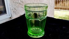 "Green Doric 4"" Tumbler 10 oz. Footed"