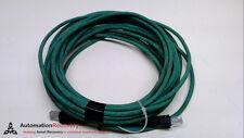 Turck Rj45 Rj45 4421-10M/C1195 Ethernet Cordset Two X Rj45 Ends 10M #224325