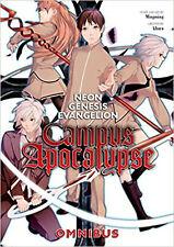 Neon Genesis Evangelion: Campus Apocalypse Omnibus, Gainax, Excellent Book