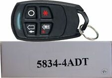 NEW HONEYWELL 5834-4 ADT KEYFOB,   VISTA 10P, 15P,  20P,  21IP,    All   LYNX
