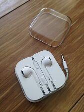 Genuine Apple iPhone Earphones EarPods Headphones 5 5S 6 6S Handsfree With Mic