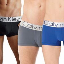 Calvin Klein Men's  Boxer Steel Micro Low Rise Ck U2716 Microfiber Brief Size S