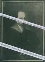 Eichstätt - Porträt des Moritz von Hutten im Seminar Eichstätt - um 1920  X 31-3