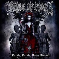 Cradle of Filth - Darkly, Darkly, Venus Aversa on Blue/Red Vinyl 2LP 2010 NEW