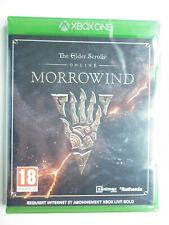 The Elder Scrolls Online Morrowind Jeu Vidéo XBOX ONE