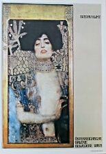 Gustav Klimt Lithograph Osterreichische Galerie Belvedere Wien First Ed 1978
