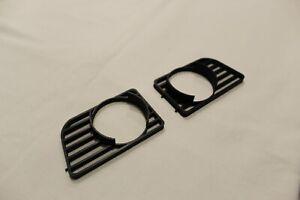 Subaru WRX Boost Gauge Vent Pods (fits 05-07, Center Vent PAIR)