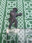 Antique Lead British Trench Charging Soldier WWI Toy Figure FREE SHIPPING
