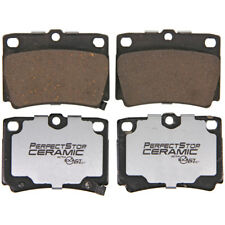 Disc Brake Pad-Brake Pads Perfect Stop PC733 fits 97-04 Mitsubishi Montero Sport