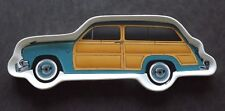 Two's Company Car Shaped Ceramic Trinket Tray Keys and Change - 39 x 15 cm