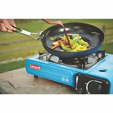 Coleman Portable Propane Butane Stove Outdoor Picnic Camping Gas Burner Travel