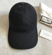 915da7bf9 Gucci Black Hats for Men for sale | eBay