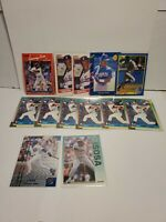 Sammy Sosa 10 Card Lot RC Rookie Insert White Sox Cubs 1990 Rangers Fleer Score