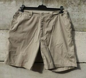Craghoppers Solar Dry Olive Walking Hiking Outdoor  shorts size 38 waist (B640 )