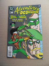 Adventures in the DC Universe 16 . G. Lantern / G. Arrow - DC 1998 - VF