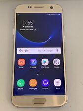 Used - Amazing - Samsung Galaxy S7 SM-G930 - 32GB -Gold Platinum (U.S. Cellular)
