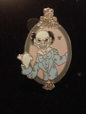 Disney DLR - 2007 Hidden Mickey Lanyard - Haunted Mansion Collection Ezra Pin