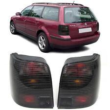 SMOKED REAR TAIL LIGHTS VW PASSAT 3B 1996 - 8/2000 STATION WAGON ESTATE MODEL