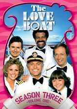 The Love Boat: Season 3, Volume 1 (DVD,2017)