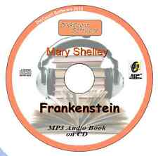Frankenstein - Mary Shelley  MP3 Audio Book CD