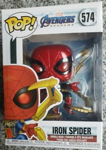 Funko Pop! Movies: Avengers: Endgame Iron Spider Vinyl Figure Spider-Man
