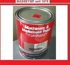 Farbe MF Silbergrau NEW 1L 3405633M5  Kabine Felge ab 1988 Massey Ferguson