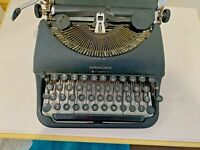 Antique Vintage Remington Portable Typewriter- MAY SPECIAL