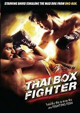 Thai Box Fighter -Hong Kong RARE Kung Fu Martial Arts
