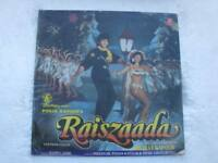 RAISZAADA BAPPI LAHIRI LP Record Bollywood India-1081