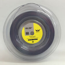 100% polyester Kelist tennis strings 200M/reel for tennis racket ,660ft:silver