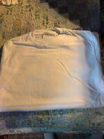 JOHN GALT By Brandy Melville  Cool White Tee Shirt Size S