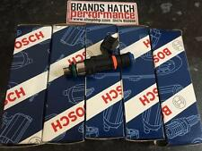Bosch 550cc Fuel Injectors GENUINE Fits Honda Civic S2000 Set of 4