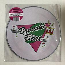 "BRONSKI BEAT - SMALLTOWN BOY PICTURE DISC 12"" RECORD NEW"