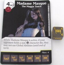 MADAME MASQUE THE MAGGIA TOUCH 97 Guardians of the Galaxy Dice Masters Rare