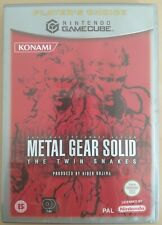 Metal Gear solid the twin snakes LIKE NEW gamecube