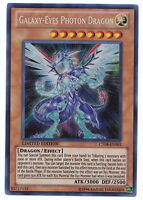 YUGIOH • Drago Fotonico Occhi Galattici • RARA SEGRETA CT08-EN003 SECRET NM-
