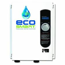 Ecosmart ECO 18 Best Electric Tankless On Demand Hot Water Heater 240V, ECO18