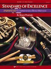 Standard of Excellence Enhanced Comprehensive Band Method Baritone B.C.