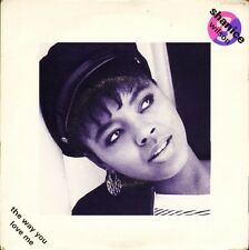 """SHANICE WILSON the way you love me USA634 uk a&m breakout 1988 7"""" PS VG/EX"""