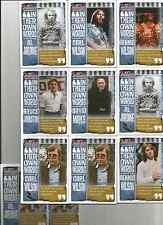 """LOT OF 20 : 2013 PANINI THE BEACH BOYS: """"IN THEIR OWN WORDS"""" CARDS SOME W/GOLD"""