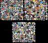 For Kids 100 Skateboard Stickers bomb Vinyl Laptop Luggage Sticker Lot